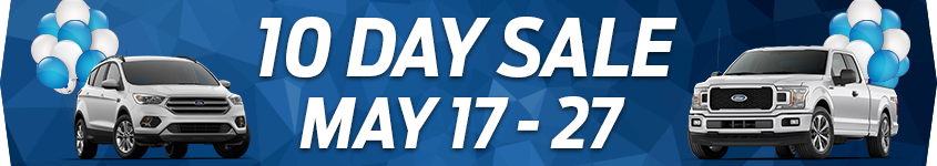 Capital Ford 10 Day Sale