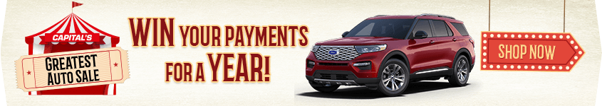 Win your payments for a year!