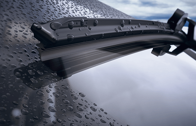 wiper blade reaplcement at Capital Ford's Parts Depatment