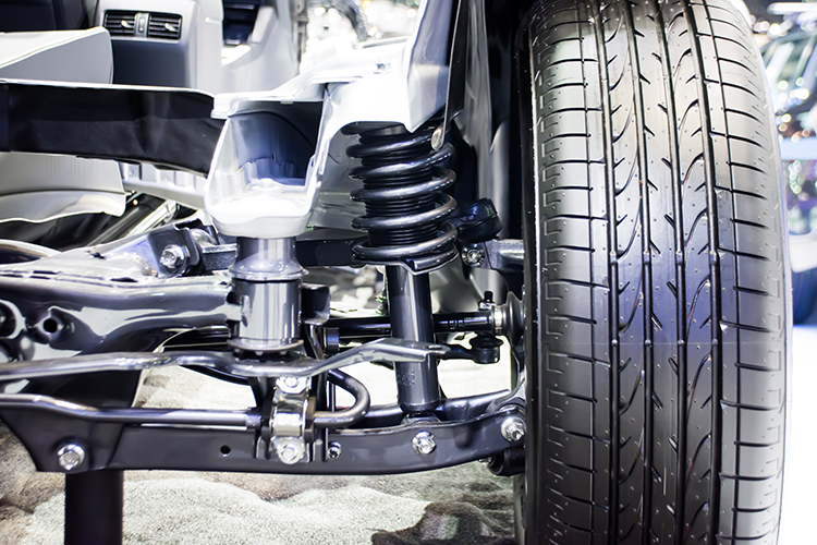 Vehicle Suspension Service Regina