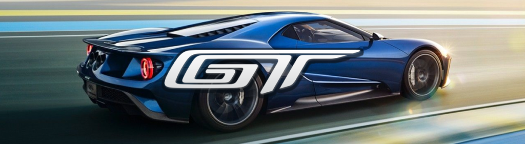 The Ford GT (ours looks better, frankly)