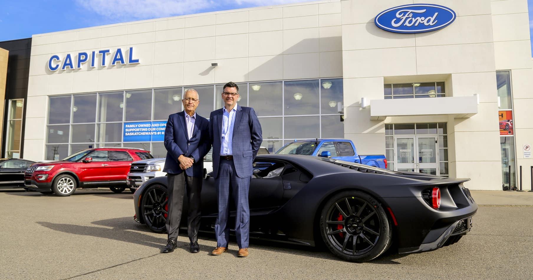 Ford Gt In Regina