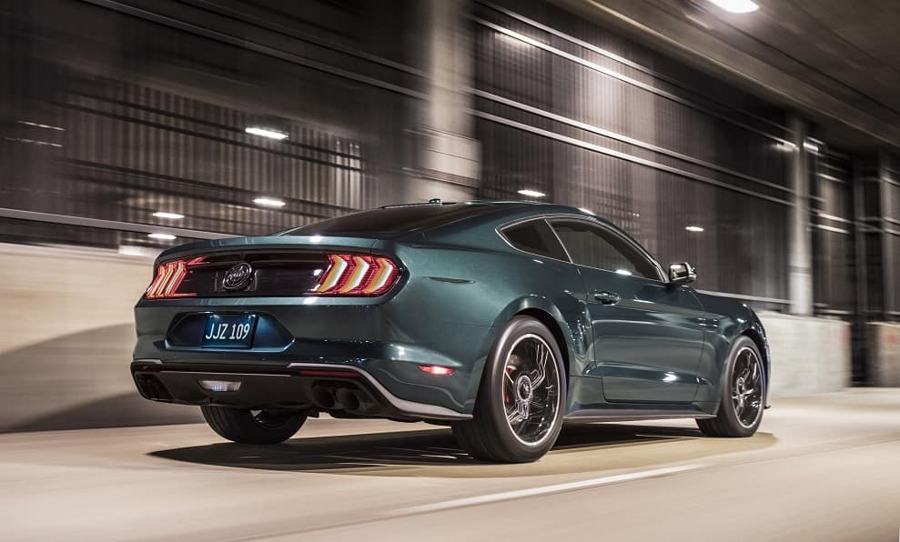 Special Editions: Bullitt Mustang and California Special