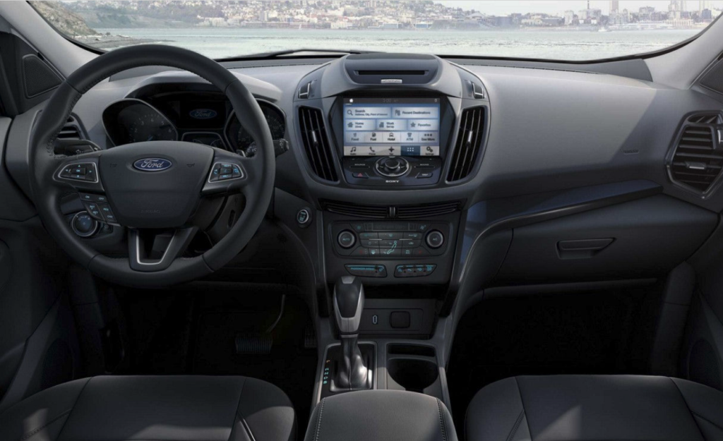 Experience the Ford Escape