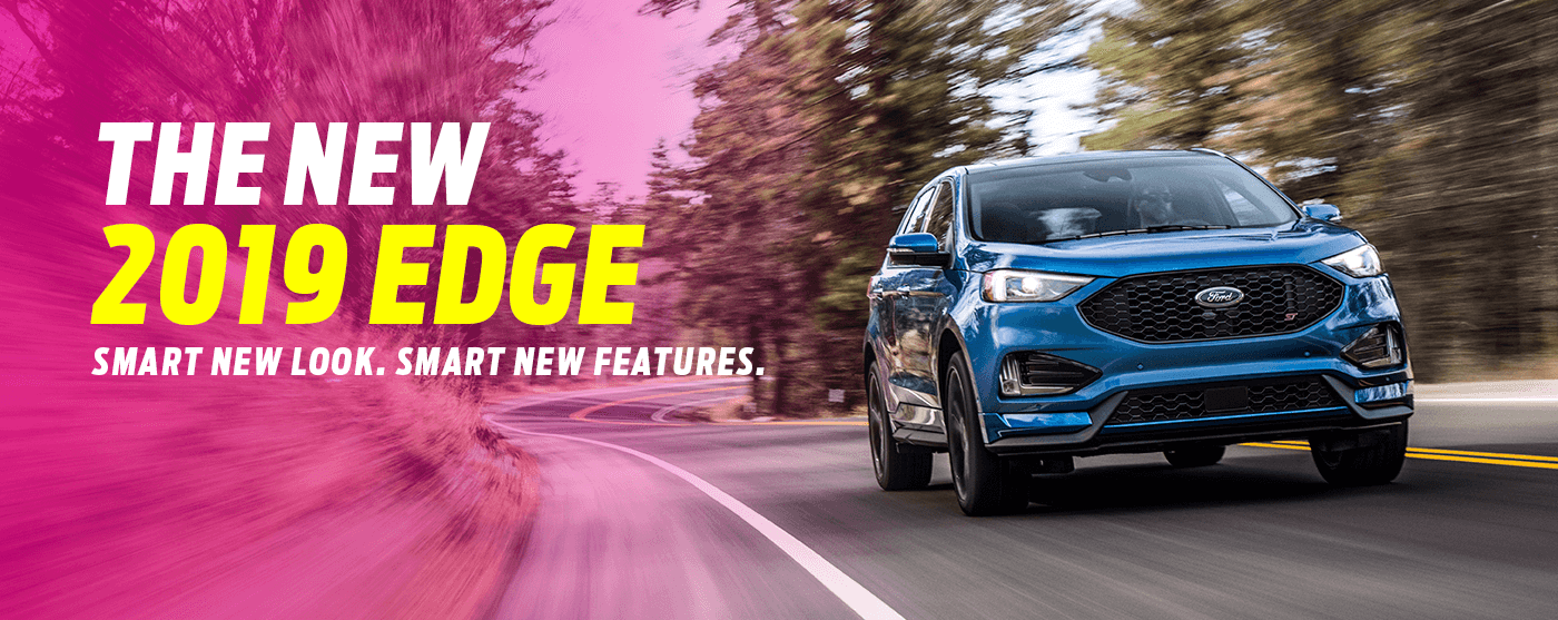 2019 Ford Edge at Capital Ford in Regina