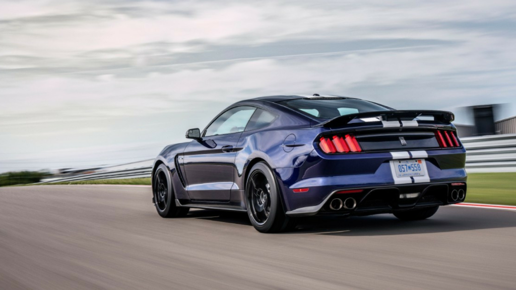 2019 Mustang Shelby GT 350