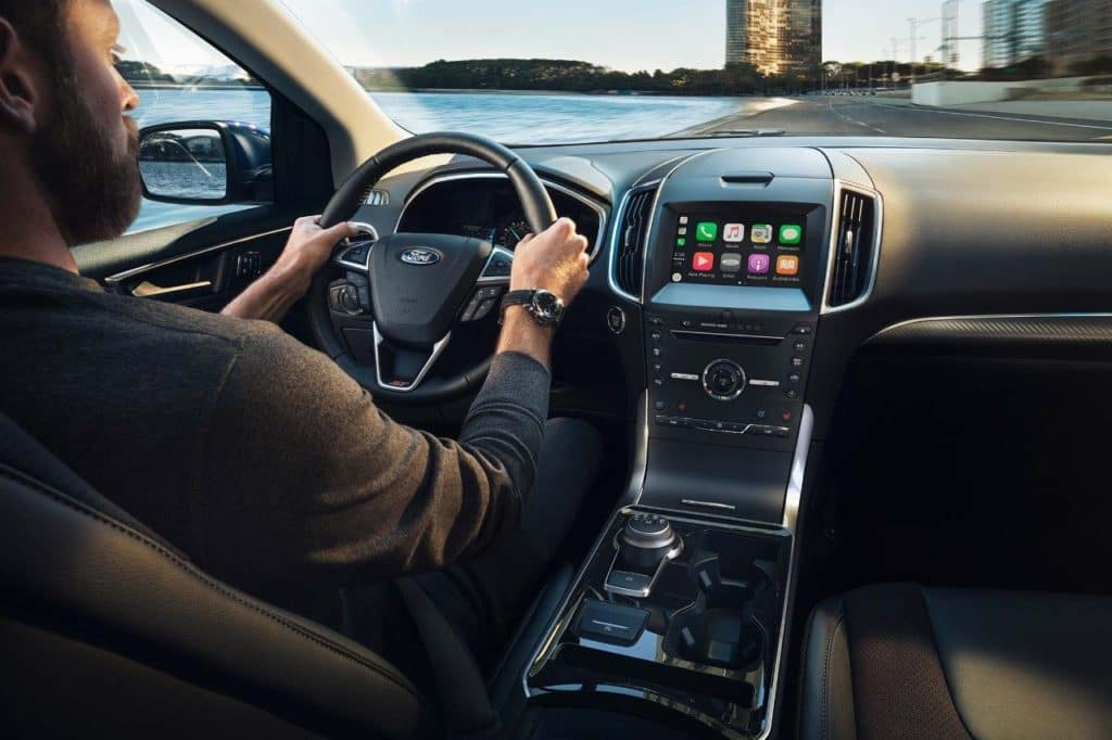 Ford Edge with SYNC Connect