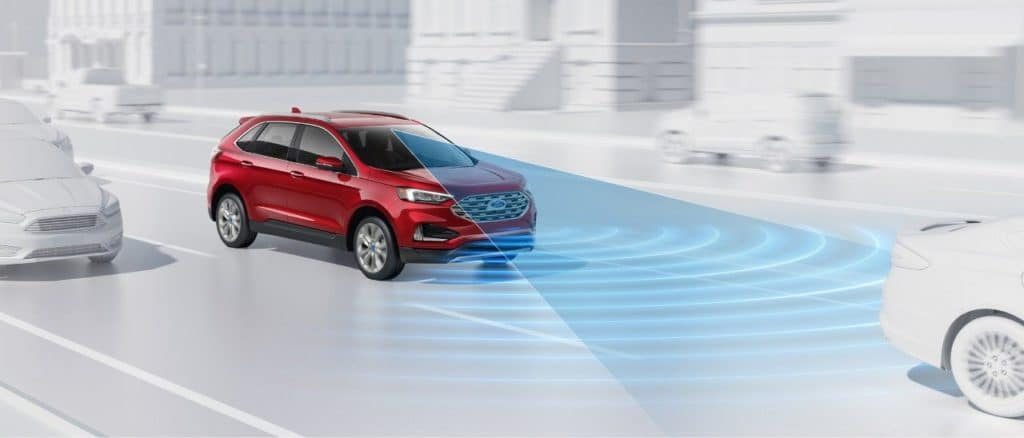 Ford Edge Adaptive Cruise Control