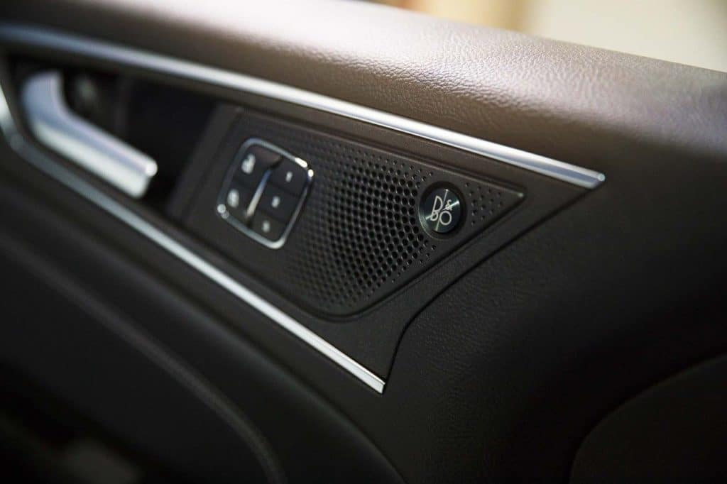 2019 Ford Edge Sound System
