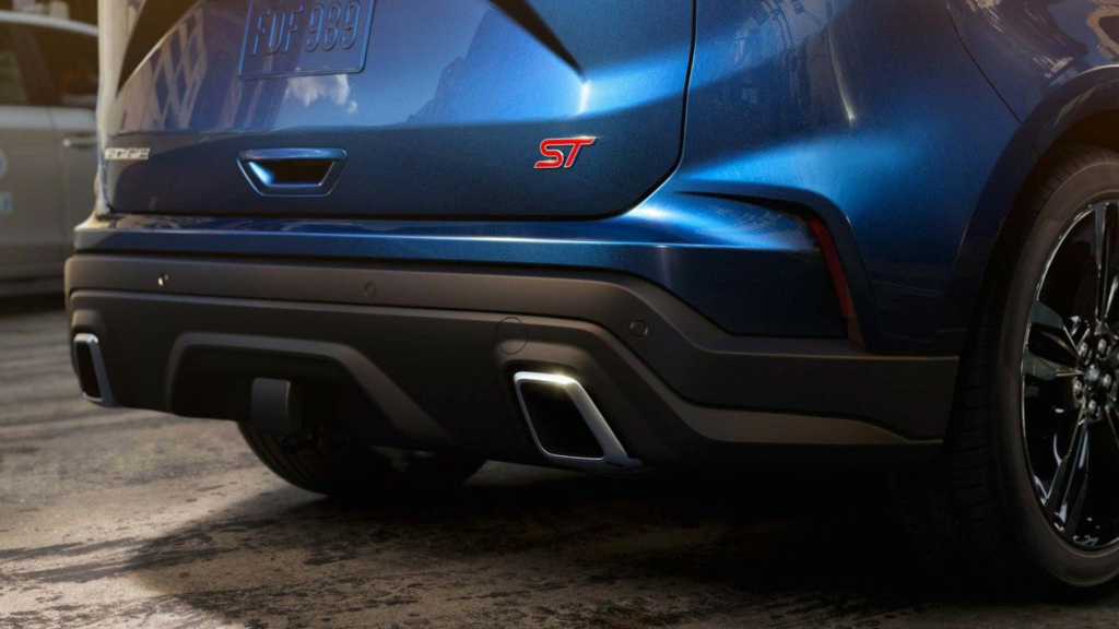 2019 Ford Edge Exhaust