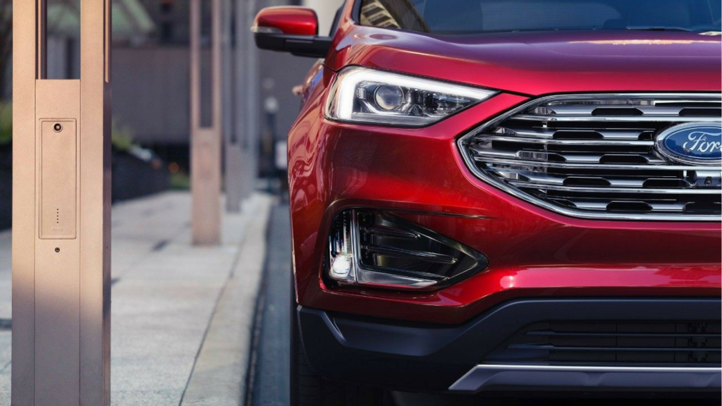 2019 Ford Edge Grille