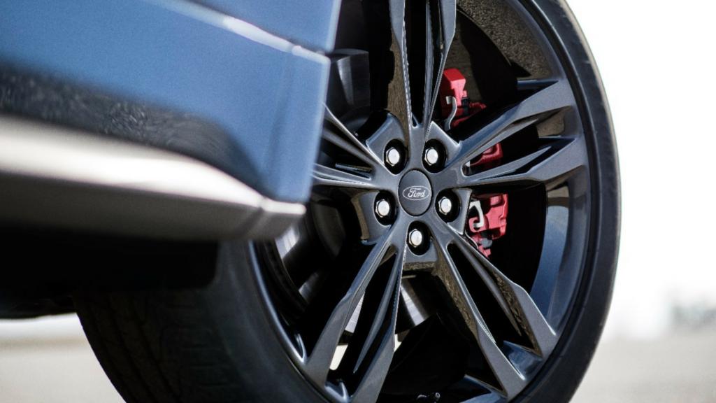 2019 Ford Edge Wheels