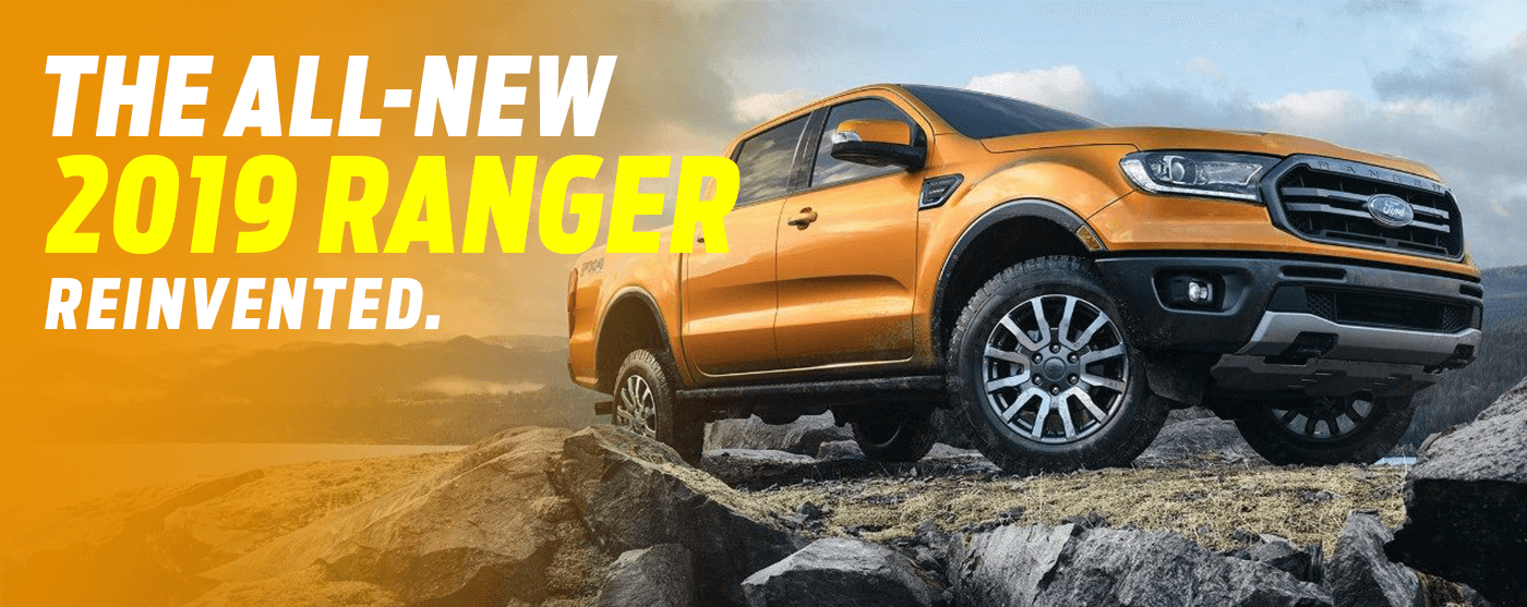 2019 Ford Ranger - Available at Capital Ford Regina