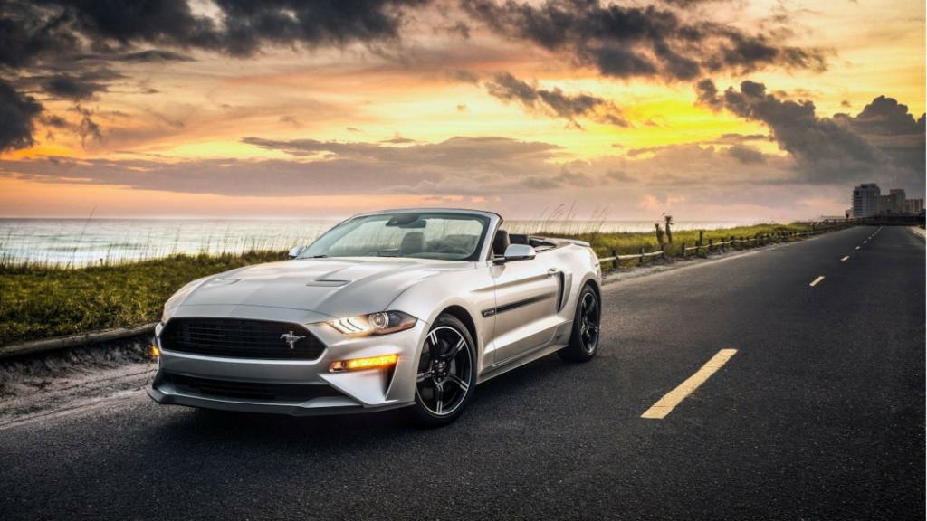 2019 Mustang California Special