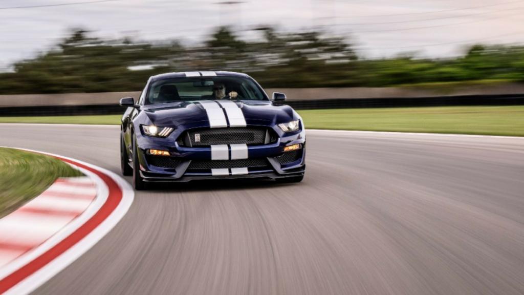 Mustang GT350 2019