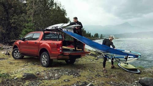 New adventures await with the new 2019 Ranger