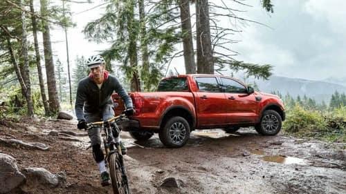 2019 Ranger on the trails