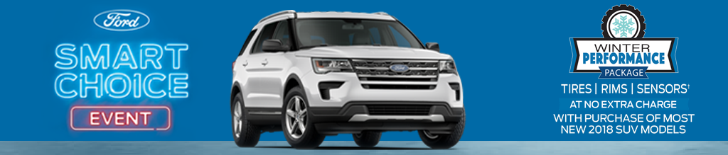 Ford Smart Choice Event - Ends November 30th