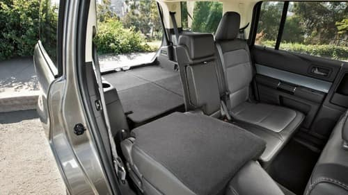Adapt the interior for cargo or people.