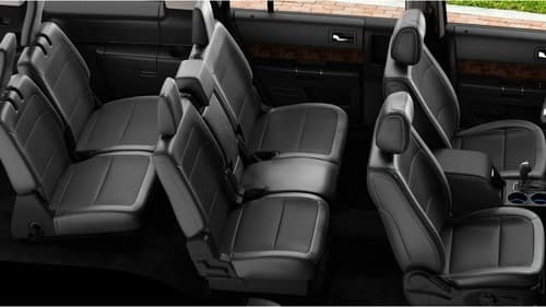 Room for everyone in the 2019 Ford Flex