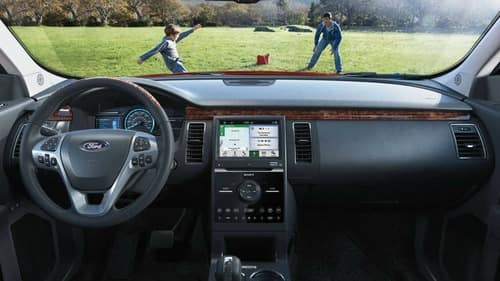 Sophisticated Style in the 2019 Ford Flex