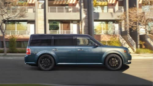 2018 Ford Flex: Comes Unchanged And Possibly As The Last Version >> 2019 Ford Flex Statement Suv Capital Ford Regina