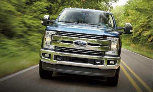 Take a look at the fuel efficient engines available in the Super Duty