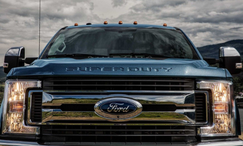 Your Super Duty is customized by you for your needs. There are many options from engine all the way to colour.