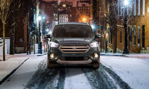 Capable of handling Saskatchewan's winters - 2019 Ford Escape