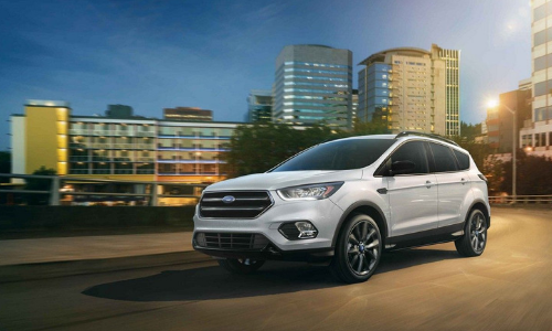 2019 Ford Escape Regina at Capital Ford