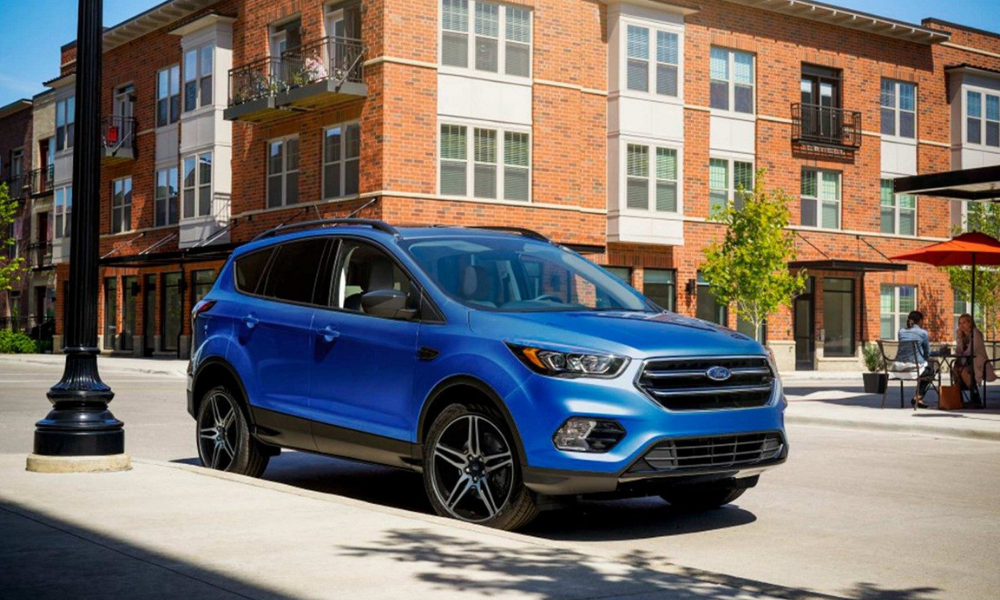 Stylish options for all eyes on you in the new Ford Escape