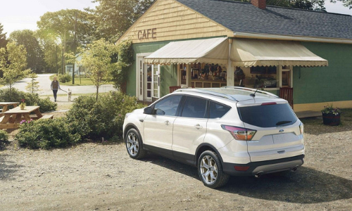 fuel efficient compact SUV - 2019 Ford Escape