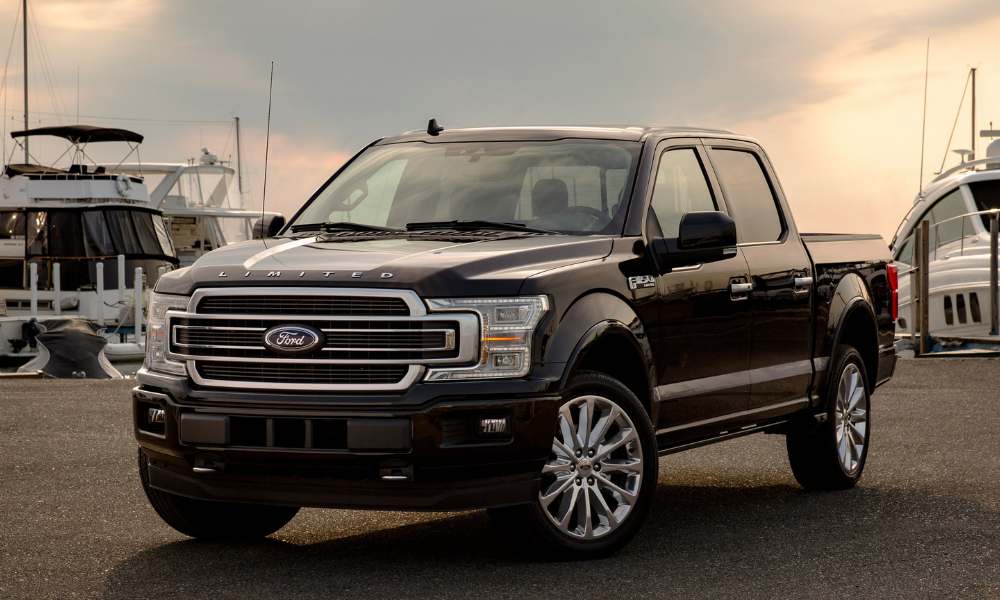2019 Ford F-150 Limited Trim