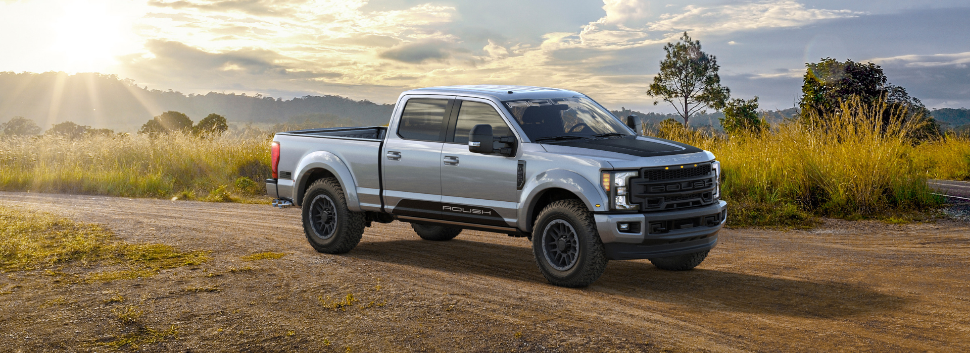 Ford Super Duty Roush truck accessories