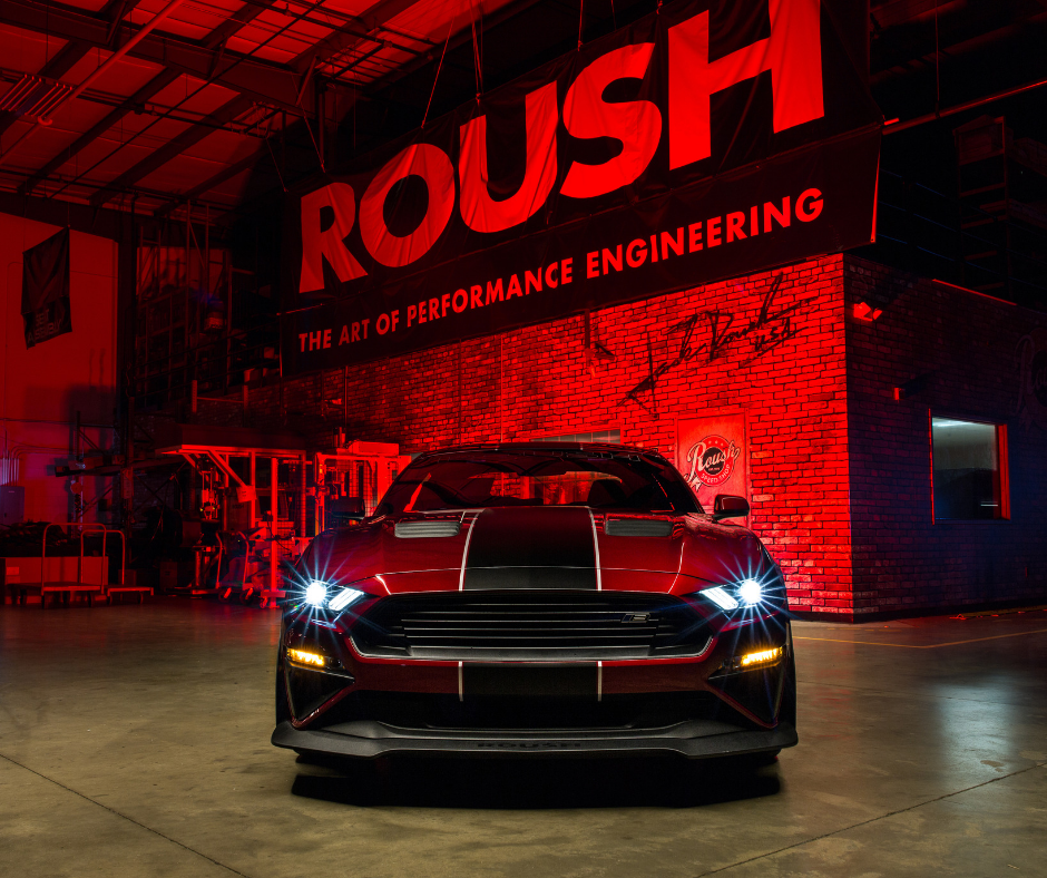 Get ROUSH parts in Regina from Capital Ford