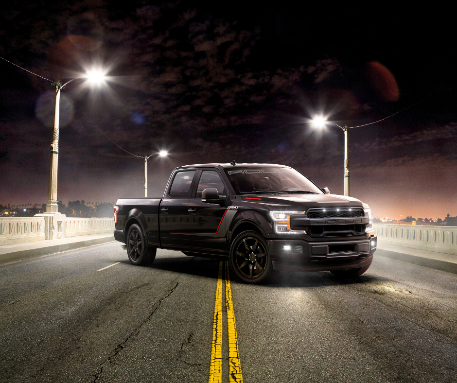 ROUSH F-150 parts in Regina at Capital Ford