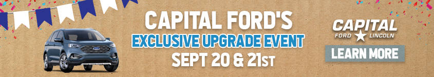 Capital Ford's Exclusive Upgrade Event