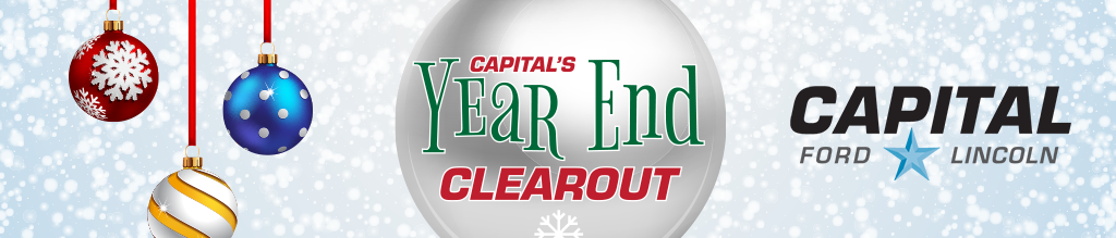 Capital's Year End CLEAROUT!