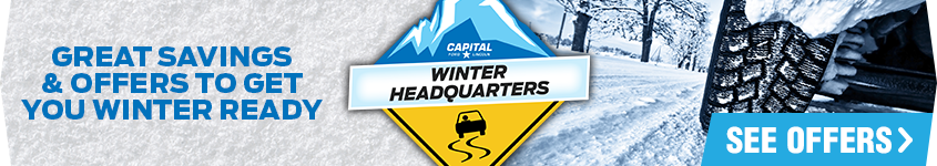 WINTER HEADQUARTERS - GREAT OFFERS