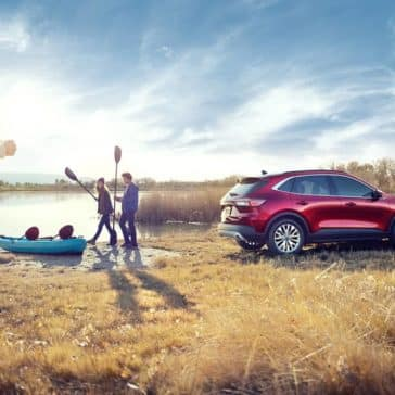 2020 Ford Escape Lakeside