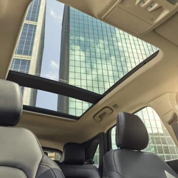 2020 Ford Escape Sunroof
