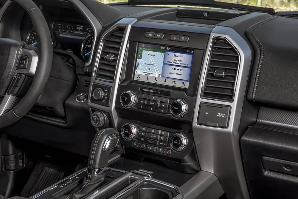 2020 Ford F-150 SYNC 3