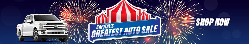 Capital's greatest auto sale in Regina