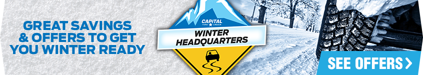 Winter Headquarter Specials