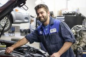 Capital Ford Service Tech