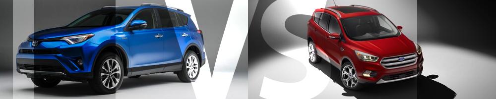 Ford Escape Vs. Toyota RAV4