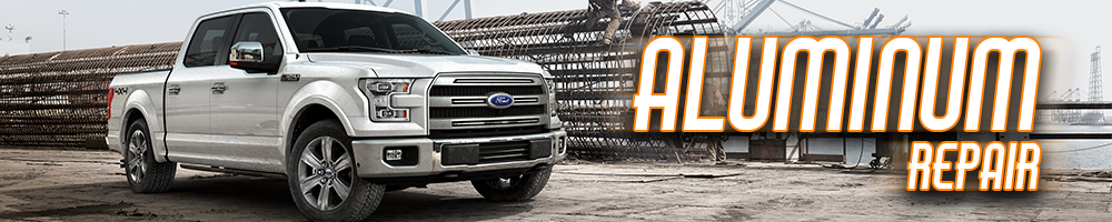 Ford Certified Aluminum Repair
