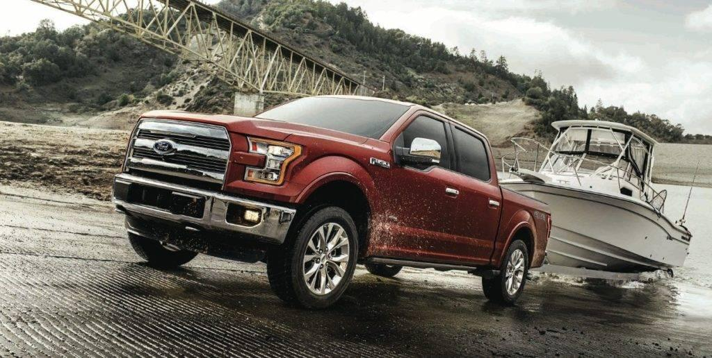 The Ford F-150, Canada's best truck.