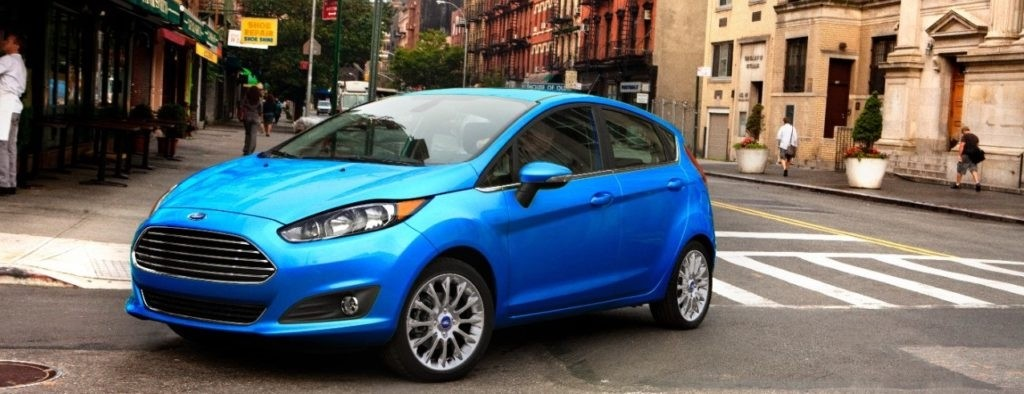 Ford Fiesta: the perfect student car?