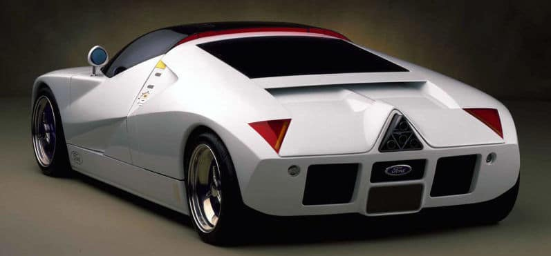 GT90: one of the greatest Ford Concepts.